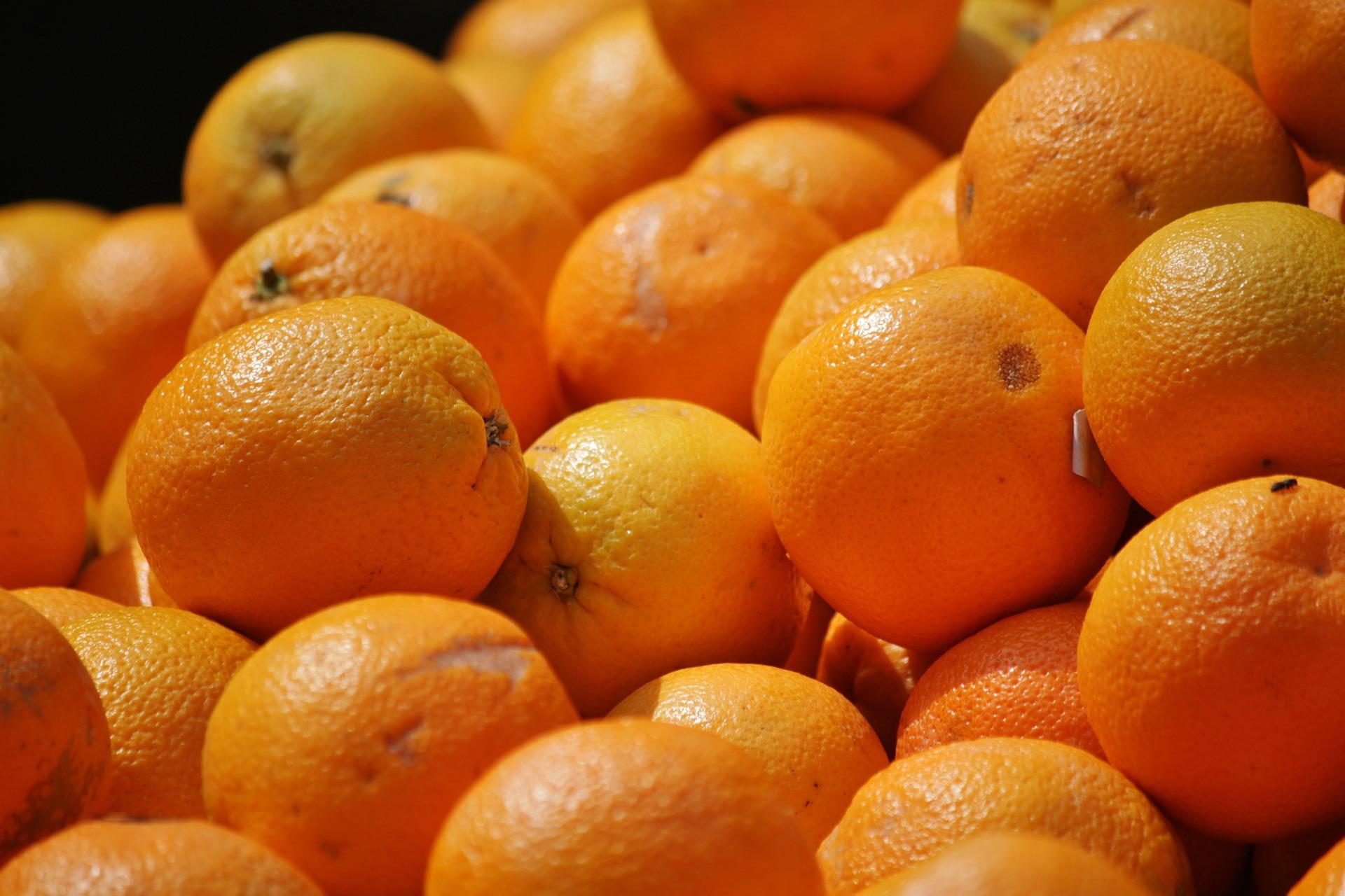 Апельсин — это китайское яблоко. Происхождение слова «апельсин»